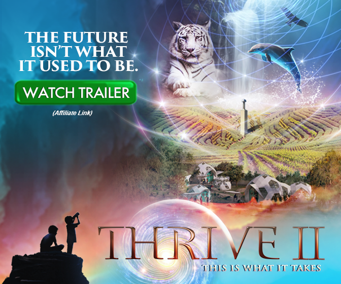 Check out this exciting new trailer for THRIVE II: This is What it Takes. Focusing on breakthrough solutions, this welcome new movie offers grounded hope when we need it most: https://ThriveOn.ontraport.com/t?orid=105869&opid=8