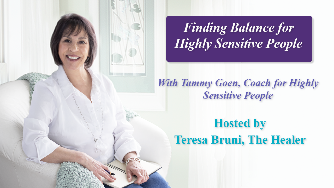 Finding Balance for Highly Sensitive People