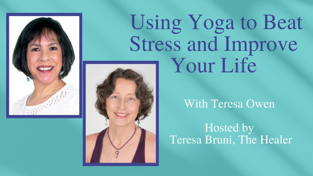 Using Yoga To Beat Stress